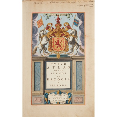 Lot 21 - Blaeu, Joan Guilliemius