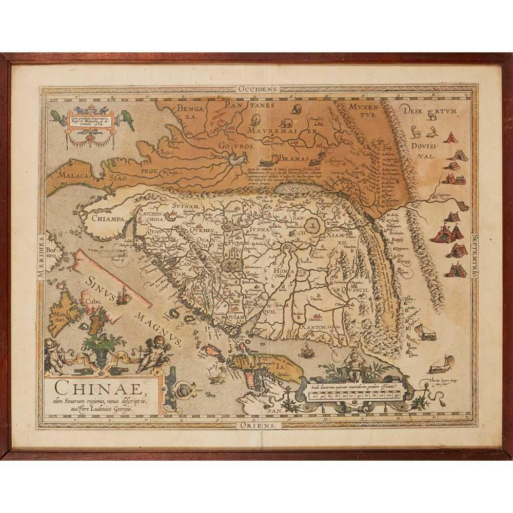 Lot 36 - Ortelius, Abraham