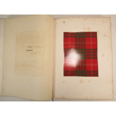 Lot 108 - Scottish Tartans and History, including