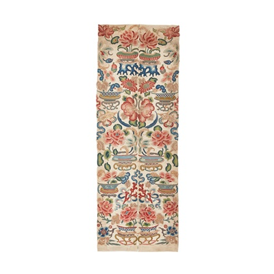 Lot 16 - COLLECTION OF CHINESE EMBROIDERY