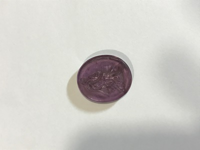 Lot 93 - Two seal matrices, of Shakespeare Interest