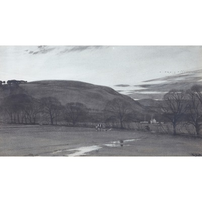 Lot 50 - TOM SCOTT (SCOTTISH 1859-1927)