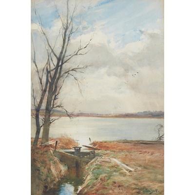 Lot 67 - TOM SCOTT (SCOTTISH 1859-1927)