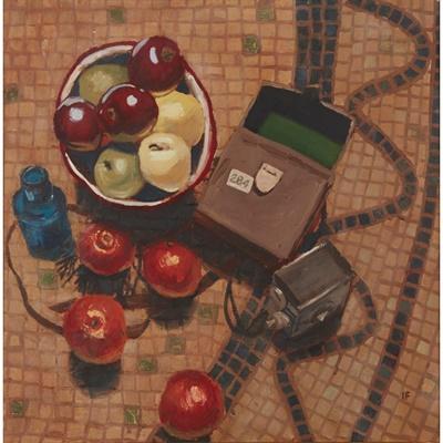 Lot 93 - IAIN FAULKNER (SCOTTISH B.1973)