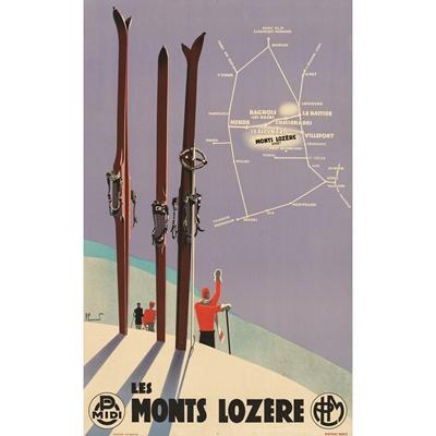 Lot 265 - Pierre Commarmand (1897-1983)