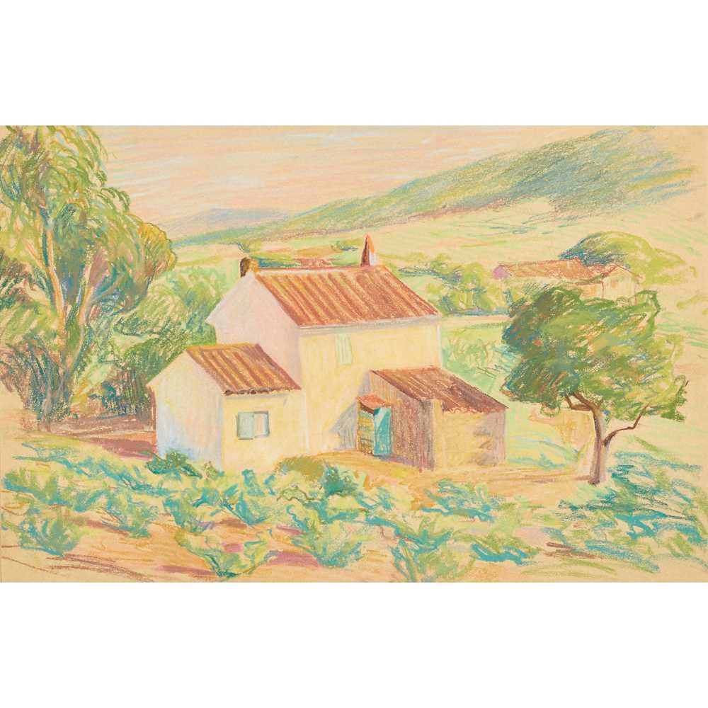 Lot 34 - VIOLA PATERSON (SCOTTISH 1899 – 1981)