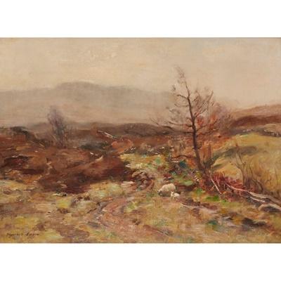 Lot 109 - WILLIAM MARSHALL BROWN R.S.A., R.S.W (SCOTTISH 1863-1936)