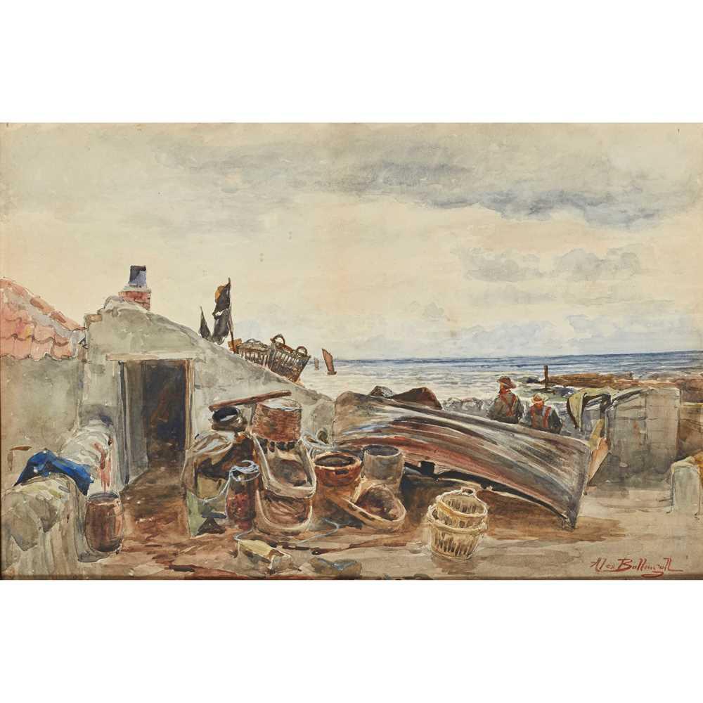 Lot 55 - ALEXANDER BALLINGALL (SCOTTISH 1870-1910)