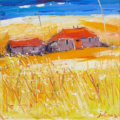Lot 37 - John Lowrie Morrison (Jolomo) O.B.E. (Scottish 1948-)