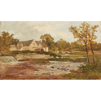 Lot 117 - JAMES PEEL (BRITISH 1811-1906)