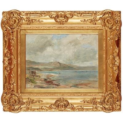 Lot 53 - SIR JAMES LAWSON WINGATE R.S.A. (SCOTTISH 1846-1924)