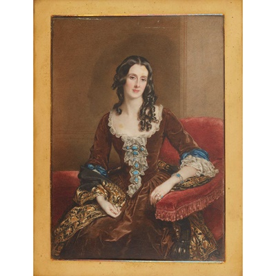 Lot 10 - SIR WILLIAM CHARLES ROSS, R.A., (1794-1860)