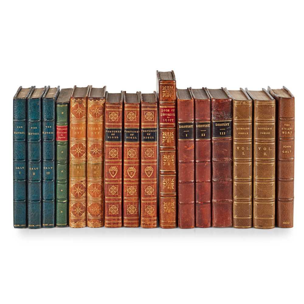 Lot 187 - Leather Bound Literature