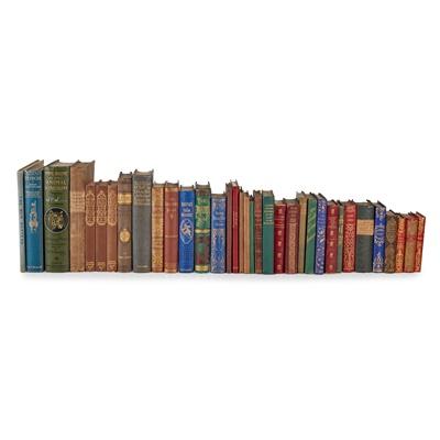 Lot 136 - Cloth Bound Literature