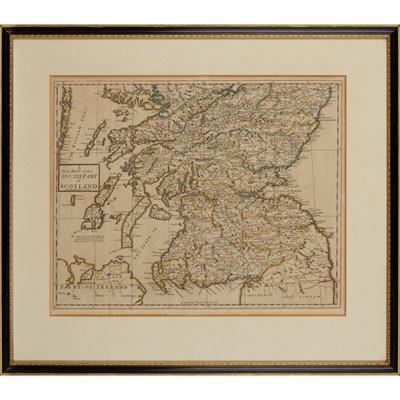 Lot 32 - Maps of Scotland