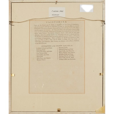 Lot 17 - A collection of framed maps