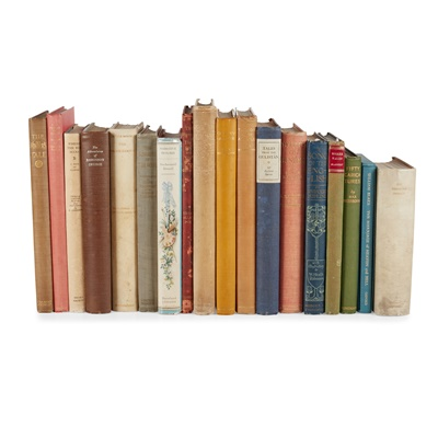 Lot 334 - Illustrated Books, 18 volumes, mainly quartos