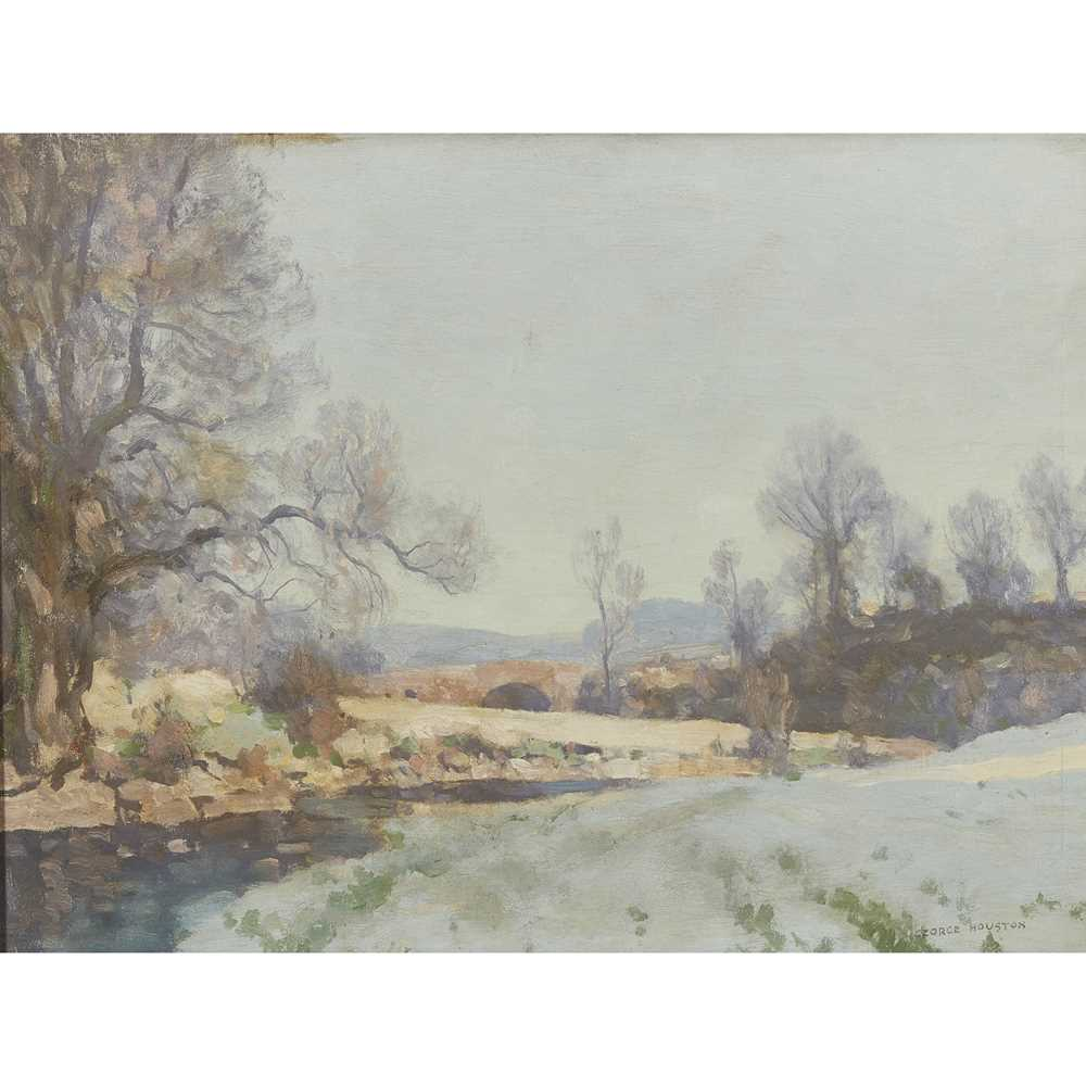 Lot 64 - GEORGE HOUSTON R.S.A, R.S.W., R.G.I (SCOTTISH 1869-1947)