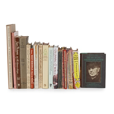 Lot 309 - Books on Photography