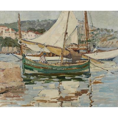 Lot 2 - JEKA KEMP (SCOTTISH 1876-1966)