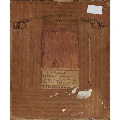 Lot 4 - WILLIAM STRANG R.A., R.P.E. (SCOTTISH 1859-1921)