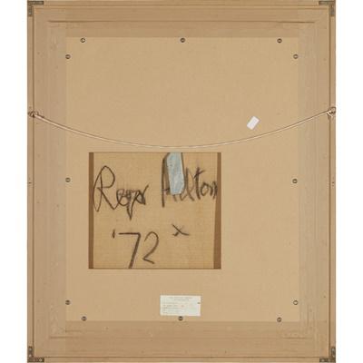 Lot 44 - ROGER HILTON C.B.E. (BRITISH 1911-1975)