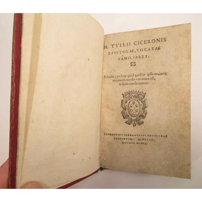 Lot 56 - Cicero, Marcus Tullius