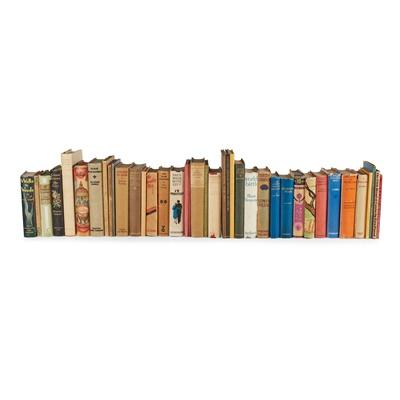 Lot 125 - 1930's Literature