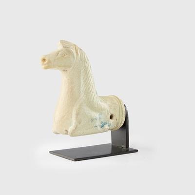 Lot 43 - ZIWIYE HORSE PROTOME