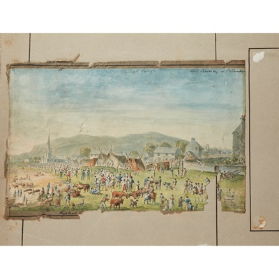 Lot 285 - Skene, Sir James, of Rubislaw