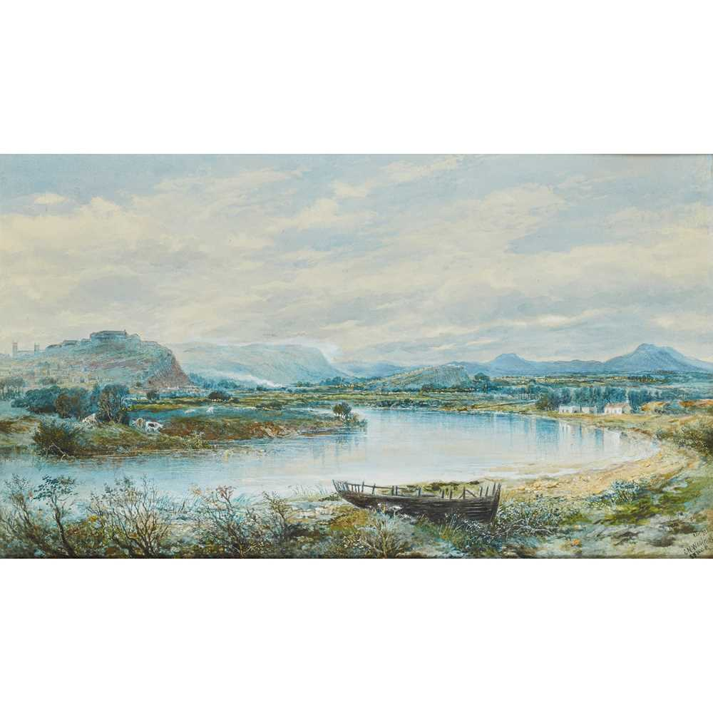 Lot 54 - CHARLES NICHOLLS WOOLNOTH R.S.W. (SCOTTISH 1815-1906)