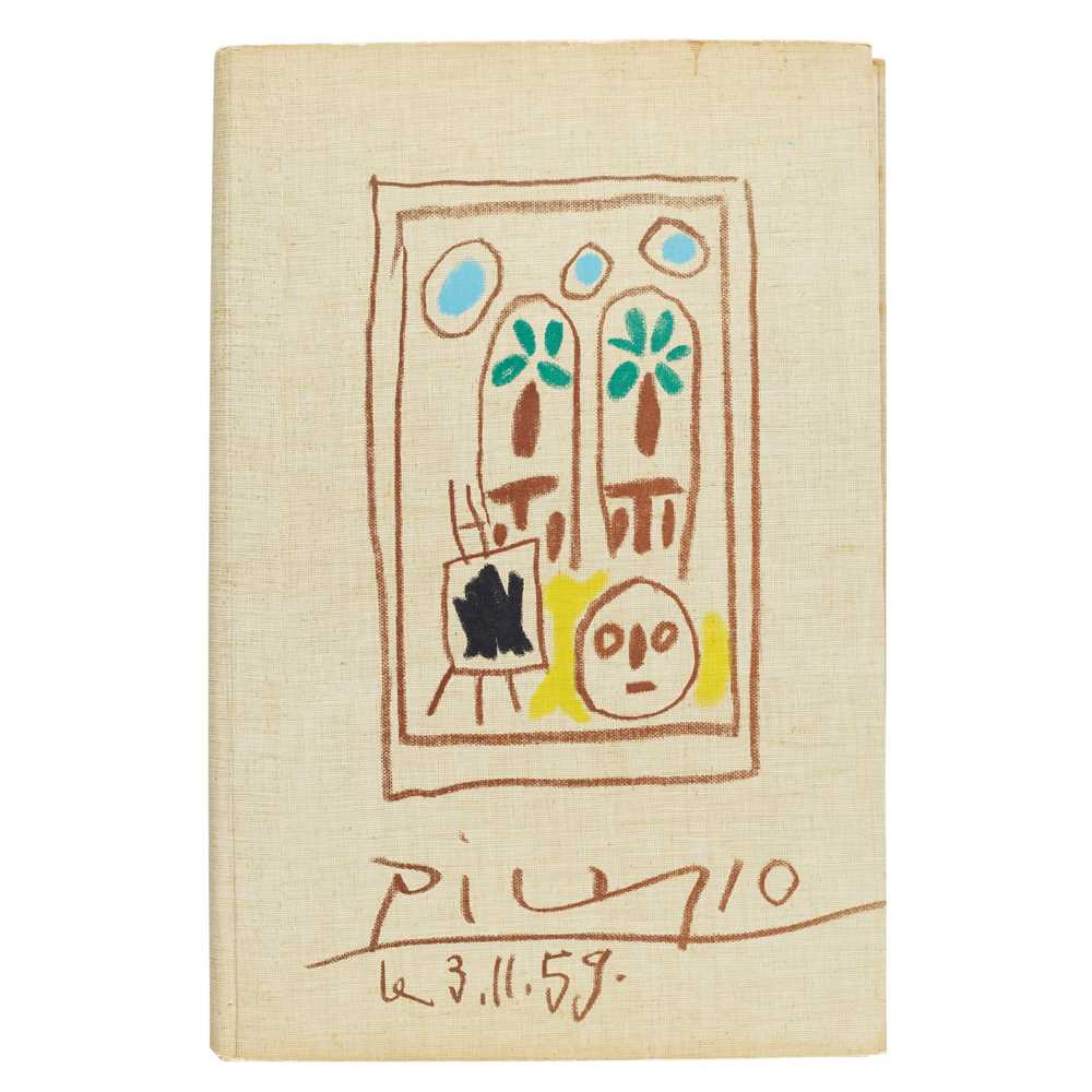 Lot 6 - Picasso, Pablo - Picasso's Sketchbook