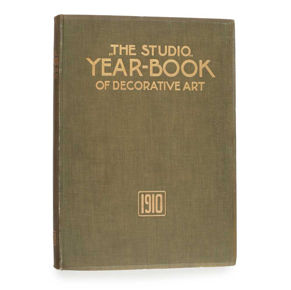 Lot 174 - THE STUDIO, AN ILLUSTRATED MAGAZINE OF FINE AND APPLIED ART