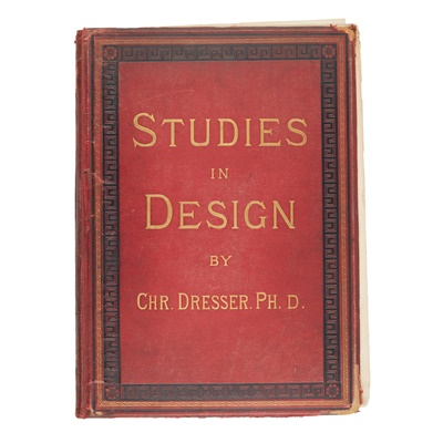 Lot 60 - CHRISTOPHER DRESSER (1834-1904)