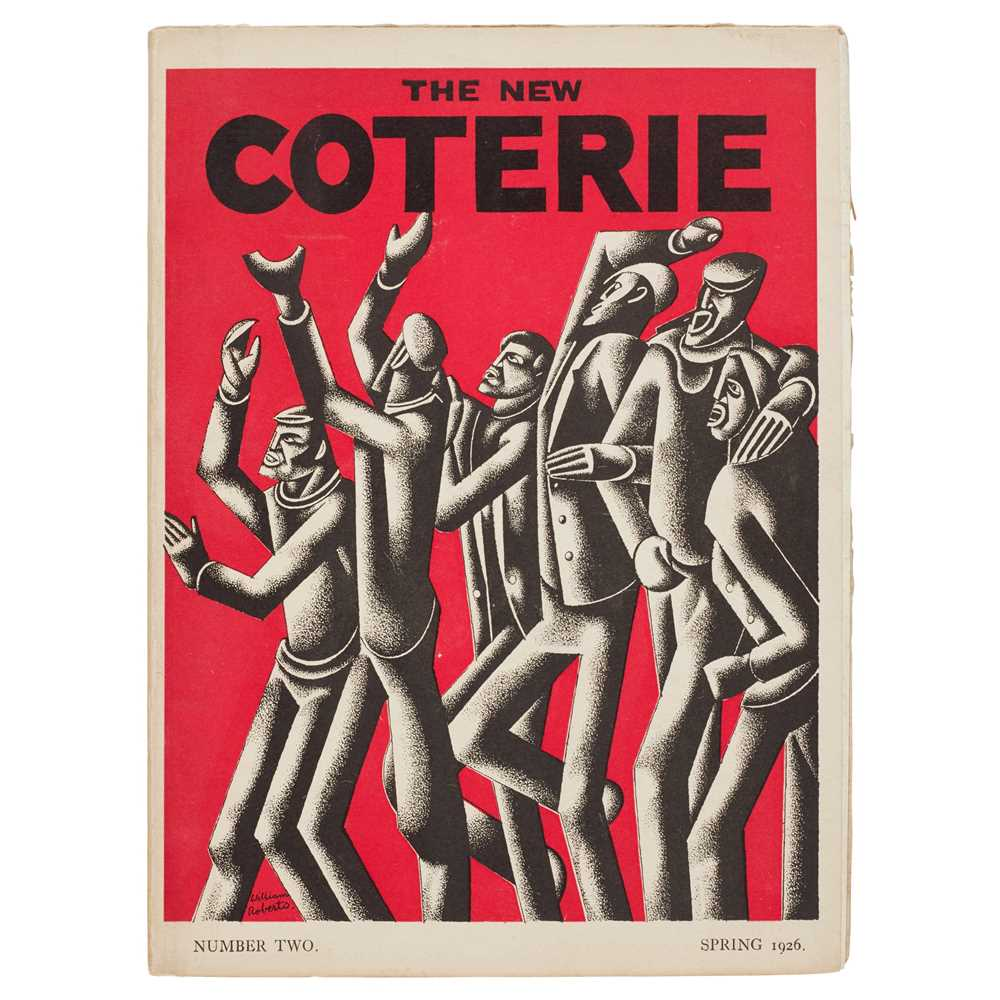 Lot 138 - Coterie. London: Hendersons, May 1919 - Winter 1920/21