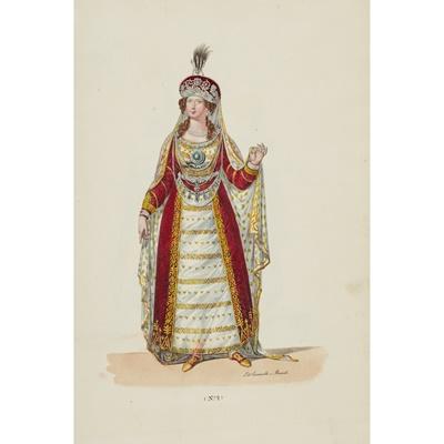 Lot 250 - [Neapolitan Carnival Costumes]