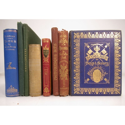 Lot 300 - Books Illustrated with Photographs