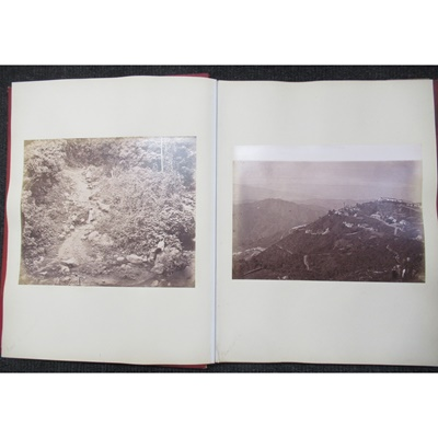 Lot 303 - Photograph Album South America, including Brazil