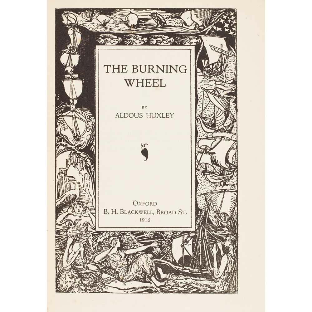 Lot 180 - Huxley, Aldous