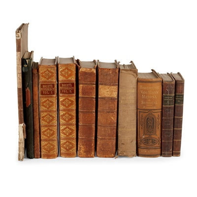 Lot 364 - Medical Books