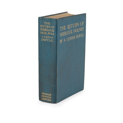Lot 144 - Detective Fiction - Doyle, Arthur Conan