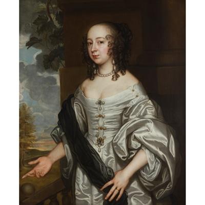 Lot 184 - JOHN GREENHILL (BRITISH 1640-1676)