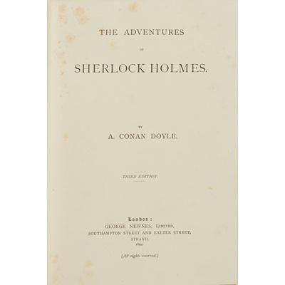 Lot 142 - Detective Fiction - Doyle, A. Conan