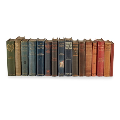 Lot 159 - Detective Fiction, British editions