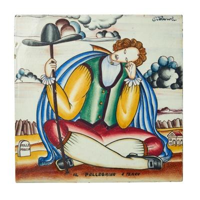 Lot 101 - Gio Ponti (Italian 1891-1979) for Richard Ginori
