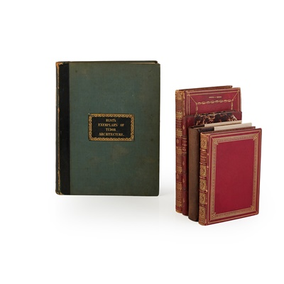 Lot 15 - [BREADALBANE, EARLS OF] FIVE VOLUMES, COMPRISING