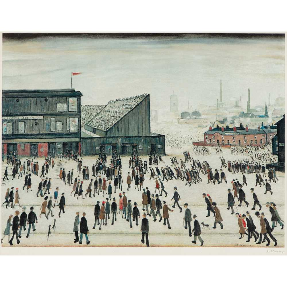 Lot 201 - Laurence Stephen Lowry (British 1887-1976)