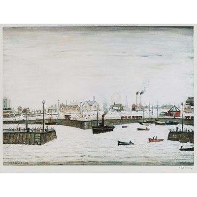 Lot 202 - Laurence Stephen Lowry (British 1887-1976)