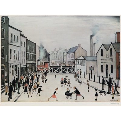 Lot 203 - Laurence Stephen Lowry (British 1887-1976)