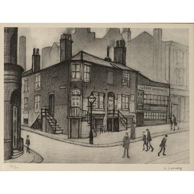 Lot 204 - Laurence Stephen Lowry (British 1887-1976)